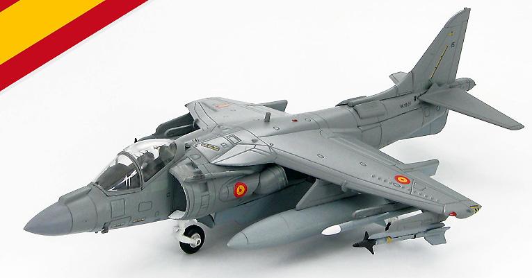 AV-8B Harrier II Plus, Armada Española, 1:72, Hobby Master