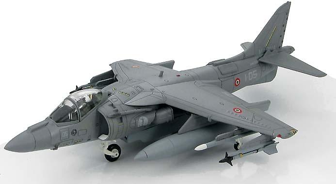 AV-8B Harrier II Plus Italian Navy, Giuseppe Garibaldi, 1 Grupaper, 1:72, Hobby Master