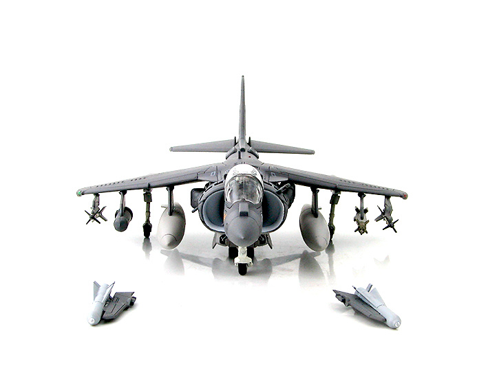 AV-8B Harrier II Plus VMA-231 164562 CG-01, Cherry Point MCAS Havelock, May 2012, 1:72, Hobby Master