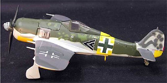 AVION FOCKE-WULF Fw190A-5, WITTY WINGS, 1:72