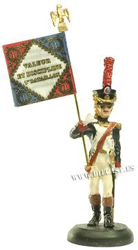Abanderado Napoleónico, 1:32, Almirall Palou