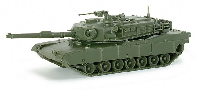 Abrams M1A1/M1A2 , US, 1:87, Minitanks