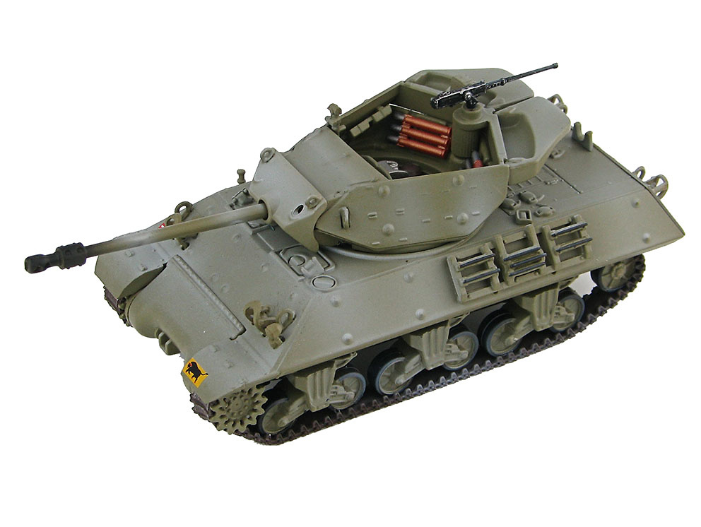Achilles IIC 75th Anti-tank Reg., Royal Artillery, 11th Armoured Div., Bélgica, Invierno de 1944-1945, 1:72, Hobby Master
