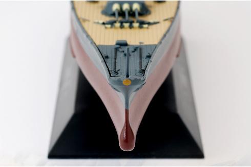 Acorazado japonés Yamato, 1937-45, 1:1100, Eaglemoss