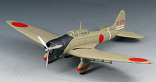 Aichi D3A1 (Val) Model II, Lt. Maseo Yamaguchi, IJN Carrier Shokaku, 1:72, Sky Max