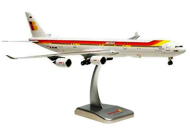 Airbus A340-600, Iberia, 1:200, Hogan