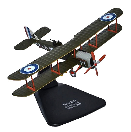 Airco DH4 202 Sqn. RFC, 1918, 1:72, Oxford