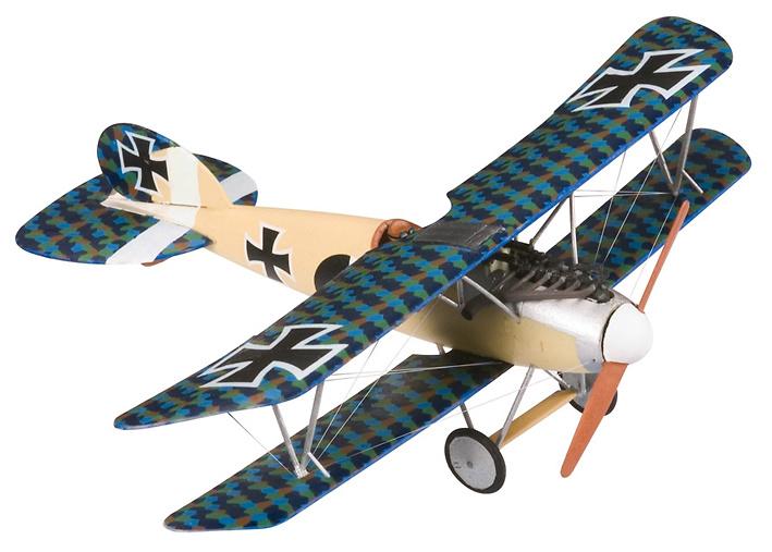 Albatross D.V., Ltn Freidrich Ritter Von Roth, Jasta 23B, 1:48, Corgi