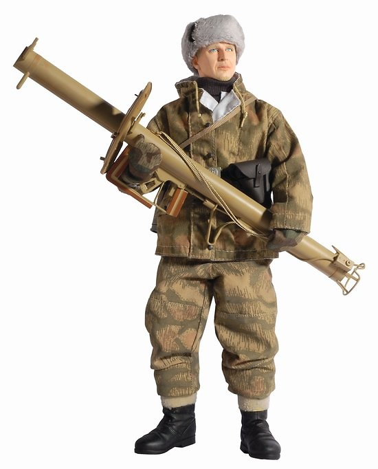 Aldo Schmidt, Grenadier Section Leader, 1:6, Dragon