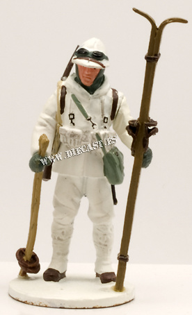 Alpino Skiatore, 1917, 1:30, Del Prado