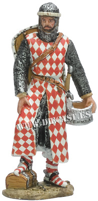 Andrew de Chauvigny, Richard the Lionheart?s Lieutenant, (1150?1202), 1:30, Del Prado
