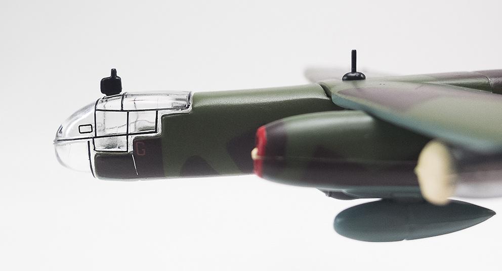 Arado AR-234B Blitz, Germany, 1943/45, 1: 144, Editions Atlas