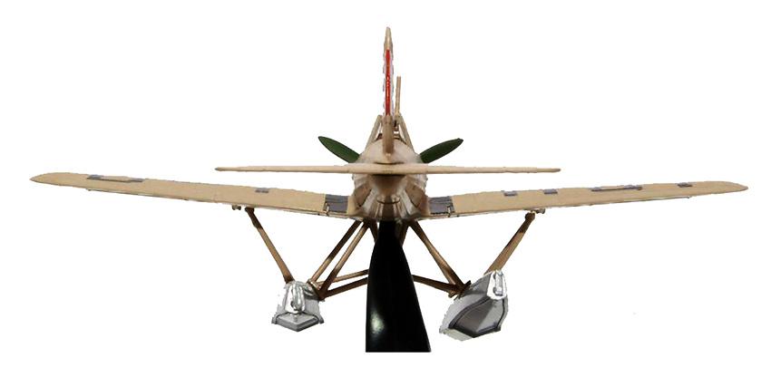 Arado AR196 D-IHQI (prototipo), 1938, 1:72, Oxford