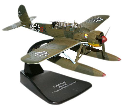 Arado Ar 196 A-3 2./SAGr 125, Eastern Mediterranean, 1941, 1:72, Oxford