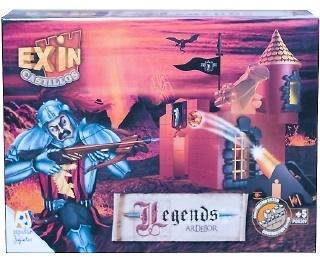 Ardebor, serie Legends, Exin Castillos