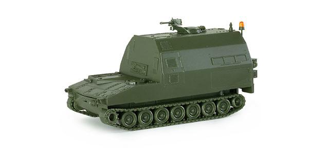 Armoured ammunition transport vehicle M992, 1:87, Minitanks