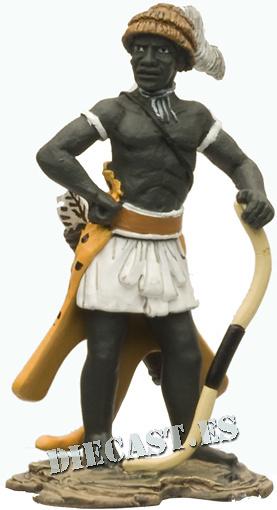 Arquero Nubio S.XV aC
