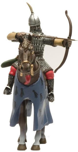 Arquero Sarraceno S. XII, Segunda Cruzada, 1:32, Altaya