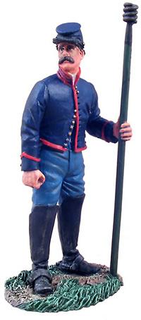 Artillería de la Unión, Soldado, 1:32, William Britains