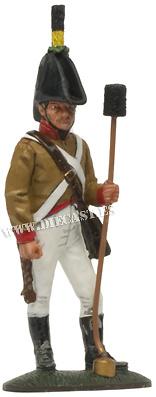 Artillero Austríaco, 1809, 1:30, Del Prado