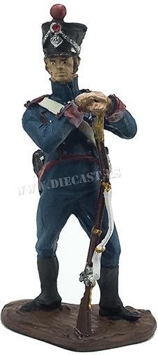 Artillero de la Guardia Nacional, 1812, 1:32, Hobby & Work