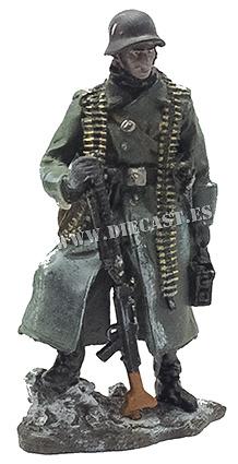 Artillero de la Werhrmatch, Frente Ruso, 1942, 1:32, Hobby & Work