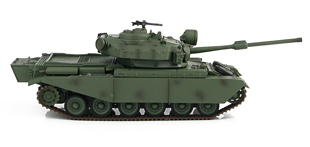 Australian Centurion Mk.5/1 169039, C Squadron, 1st Armd. Rgt., RAAC, Vietnam, 1971, 1:72, Hobby Master