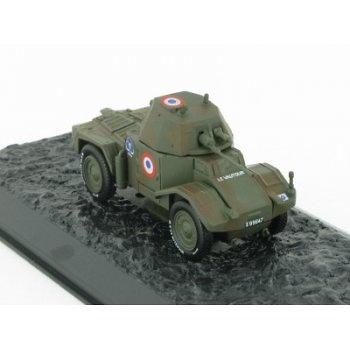 Automitralleuse Panhard 178, 8è Régiment de Cuirassiers, France, 1940 1:72, Altaya