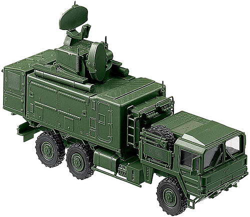 Autopropulsado PZH M109A3G, CALIBRE 155, 1:87, Minitanks