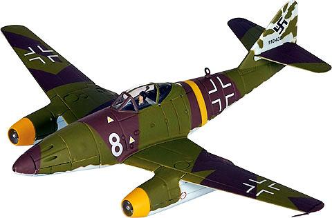 Avión Me 262A-1a, Major Walter
