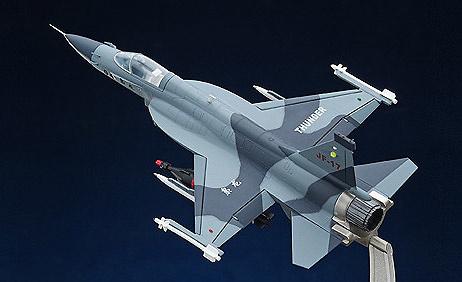 Avión de Combate JF-17, Ejército Chino, 1:45, Donart