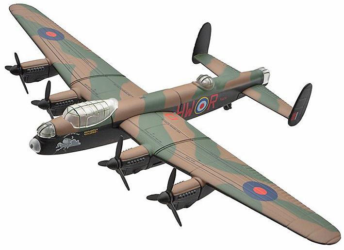 Avro Lancaster B.Mk I, 1:144, Corgi