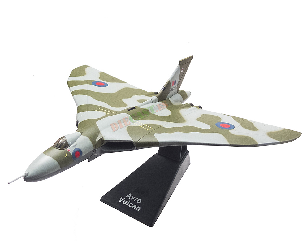 Avro Vulcan, 1:144, Editions Atlas