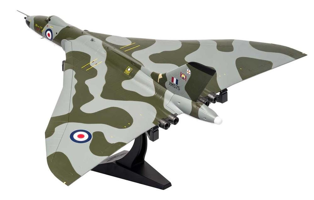 Avro Vulcan B.2 XM575, RAF No.101 Sqn, Waddington Wing, 1975, 1:72, Corgi