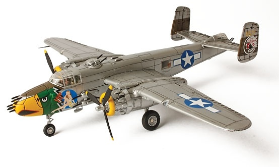 B-25J Mitchell, U.S., Filipinas, 1945, 1:72, Forces of Valor