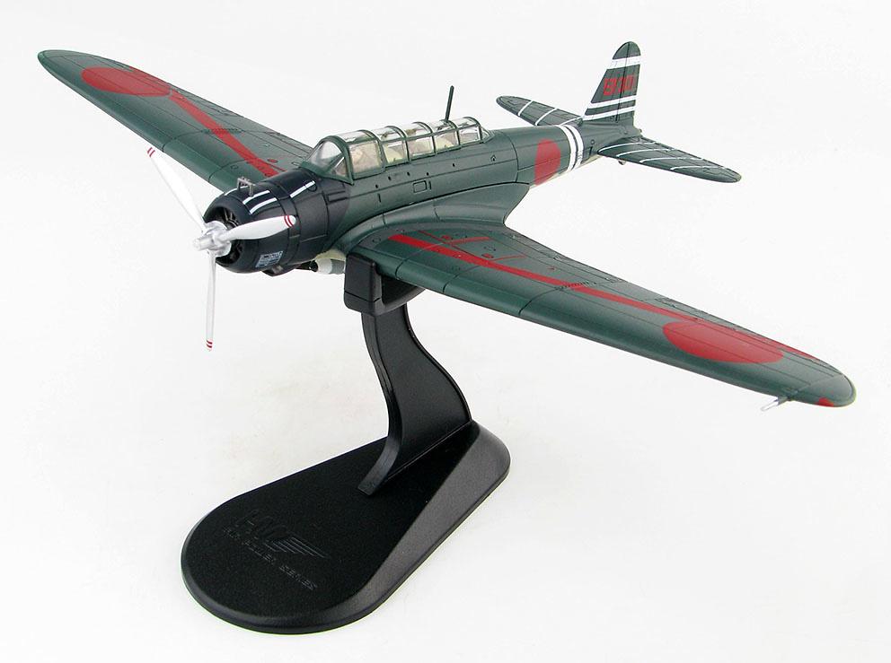 B5N2 Kate, Teniente Cdr. Shigekazu Shimazaki, Pearl Harbor, 7 de diciembre, 1941, 1:72, Hobby Master