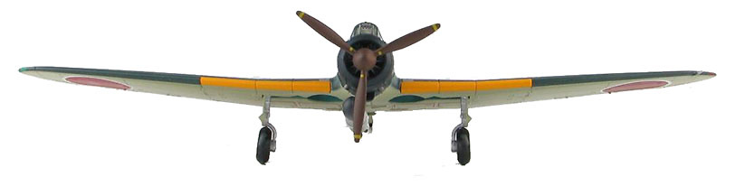 B5N2 Kate Grupo Naval de Aviación 931 (KEB303), Kushira, April 1945, 1:72, Hobby Master
