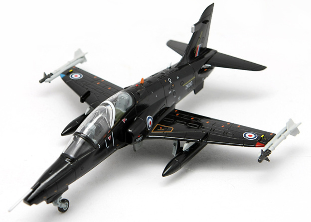 BAE Hawk T2 4 Sqn RAF Valley, Special Tail Markings, 1:72, Falcon Models