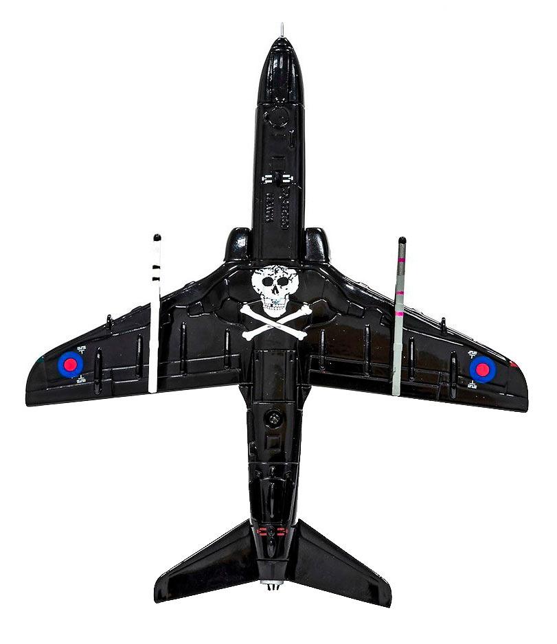 BAe Hawk T.1 XX246/95-Y RAF No.100 Squadron, Esquema 95º Aniverario, 1:72, Corgi