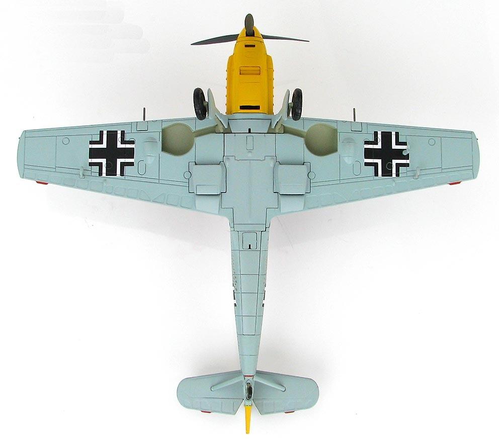 BF 109E-4, Major Helmut Wick, JG.2, 1940, 1:48, Hobby Master