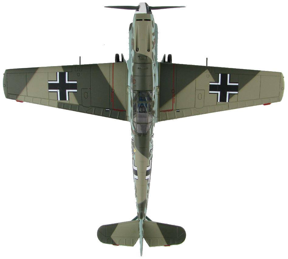 BF 109E-4 I./JG 77