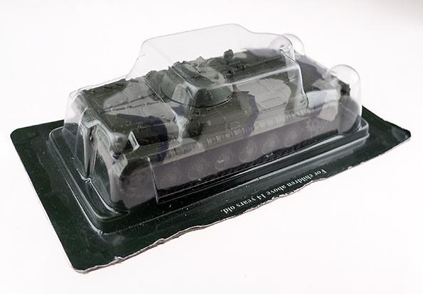 BMP-1, tanque Unión Soviética, 1:72, DeAgostini