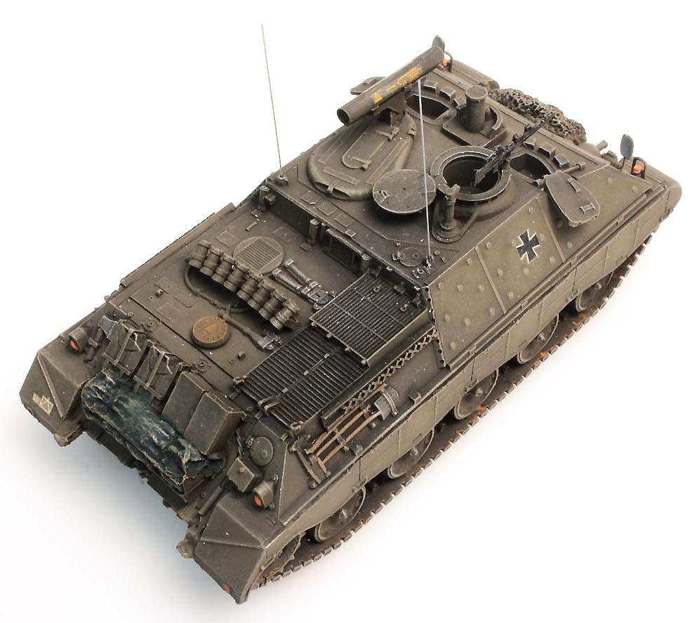 BRD Jaguar 1, Ejército Alemán, 1:72, Artitec