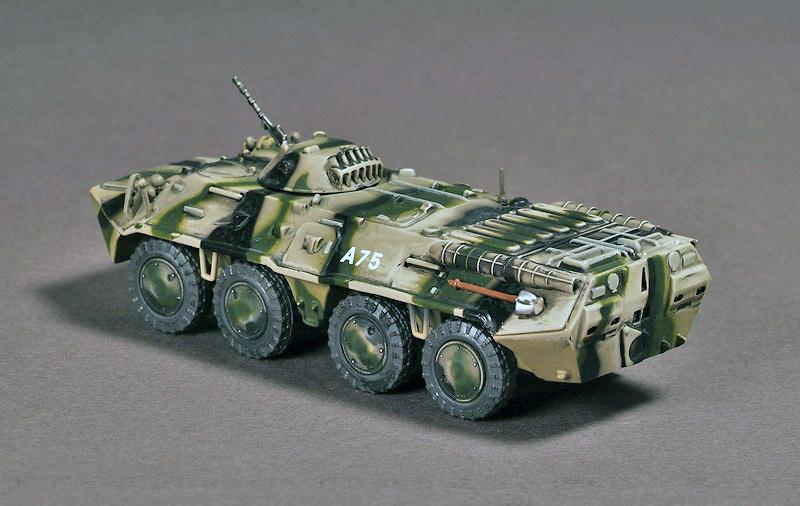 BTR 80, 98th Airborne Div KFOR, Rusia 2012, 1:72, War Master