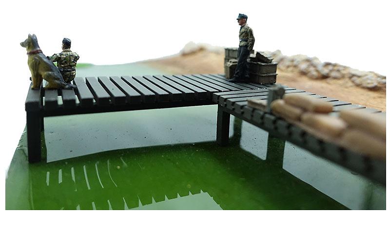 Base para diorama,