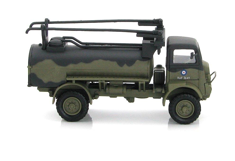 Bedford QL, Reino Unido, Camión Cisterna, Normandía, 1:72, Hobby Master