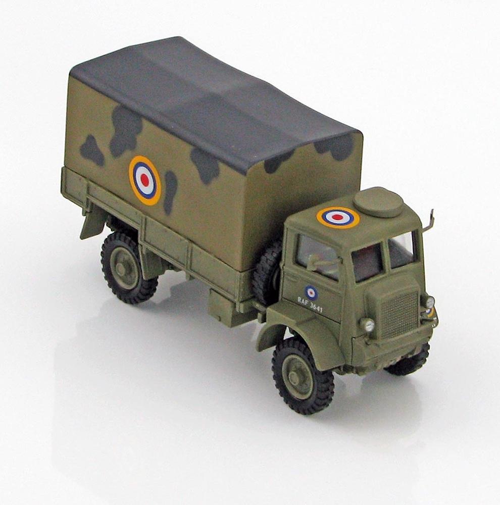 Bedford QLD, Camión de Carga de la RAF, Segunda Guerra Mundial, 1:72, Hobby Master
