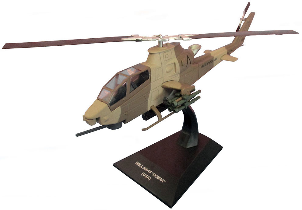 Bell AH-1F Cobra, USA, 1:72, Altaya