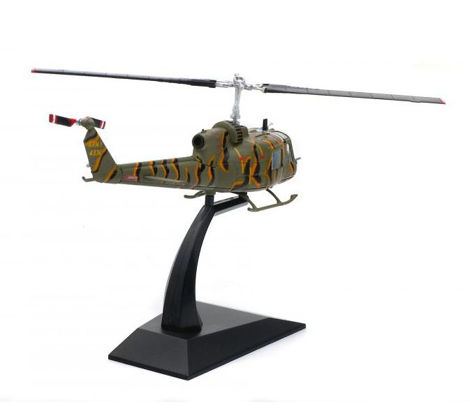 Bell UH-1B Huey, Guerra de Vietnam, 1964, 1:72, Solido
