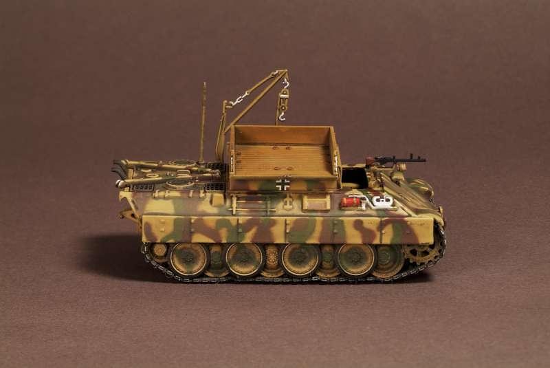 Bergepanther Sd.Kfz.179, USSR, 1943, 1:72, War Master